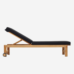 Albany Sunlounger